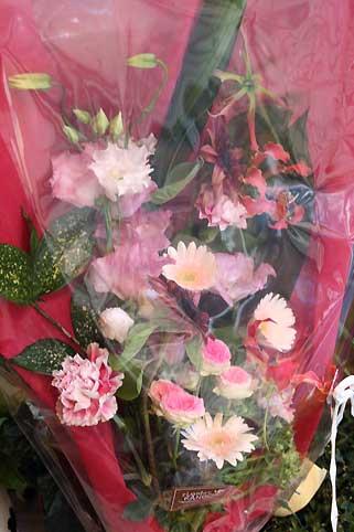 花ギフト|フラワーギフト|誕生日 花|カノシェ話題|スタンド花|ウエディングブーケ|花束|花屋|花束ピンク