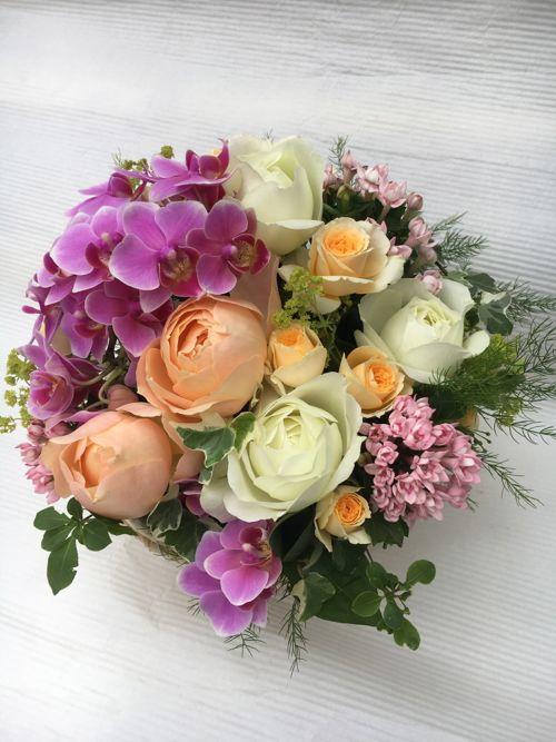 花ギフト|フラワーギフト|誕生日 花|カノシェ話題|スタンド花|ウエディングブーケ|花束|花屋|IMG_2069