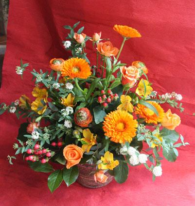 花ギフト フラワーギフト 誕生日 花 カノシェ話題 スタンド花 ウエディングブーケ 花束 花屋 はなれぐみさん
