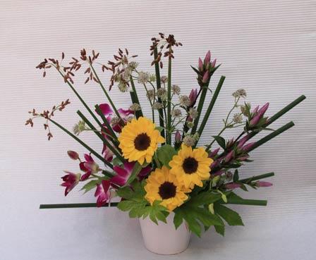 花ギフト|フラワーギフト|誕生日 花|カノシェ話題|スタンド花|ウエディングブーケ|花束|花屋|IMG_4141
