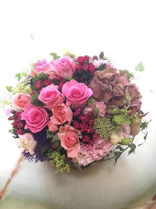 花ギフト|フラワーギフト|誕生日 花|カノシェ話題|スタンド花|ウエディングブーケ|花束|花屋|IMG_2158