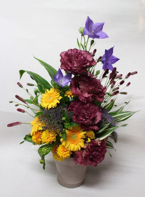 花ギフト|フラワーギフト|誕生日 花|カノシェ話題|スタンド花|ウエディングブーケ|花束|花屋|IMG_3739