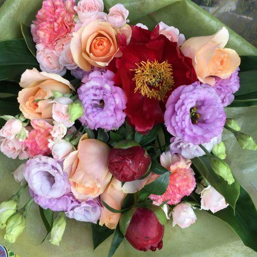 花ギフト|フラワーギフト|誕生日 花|カノシェ話題|スタンド花|ウエディングブーケ|花束|花屋|IMG_1103