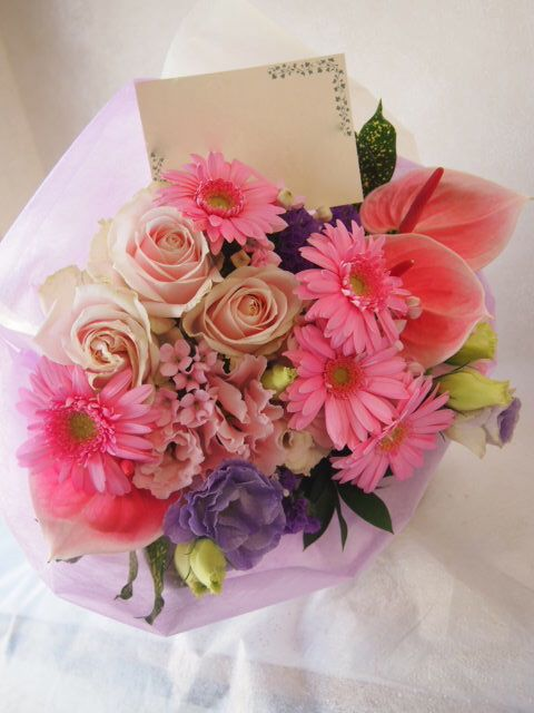 花ギフト|フラワーギフト|誕生日 花|カノシェ話題|スタンド花|ウエディングブーケ|花束|花屋|51200