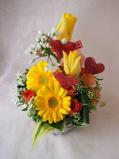 花ギフト|フラワーギフト|誕生日 花|カノシェ話題|スタンド花|ウエディングブーケ|花束|花屋|38449