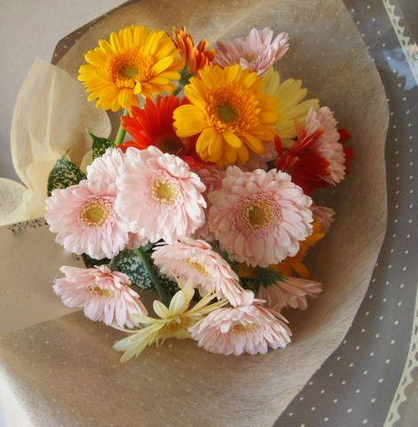 花ギフト|フラワーギフト|誕生日 花|カノシェ話題|スタンド花|ウエディングブーケ|花束|花屋|52493(1)