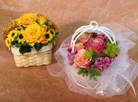 花ギフト|フラワーギフト|誕生日 花|カノシェ話題|スタンド花|ウエディングブーケ|花束|花屋|ゆみこさんふたつ