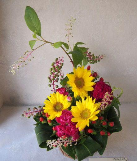 花ギフト|フラワーギフト|誕生日 花|カノシェ話題|スタンド花|ウエディングブーケ|花束|花屋|57501