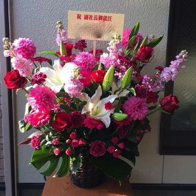 花ギフト|フラワーギフト|誕生日 花|カノシェ話題|スタンド花|ウエディングブーケ|花束|花屋|38168