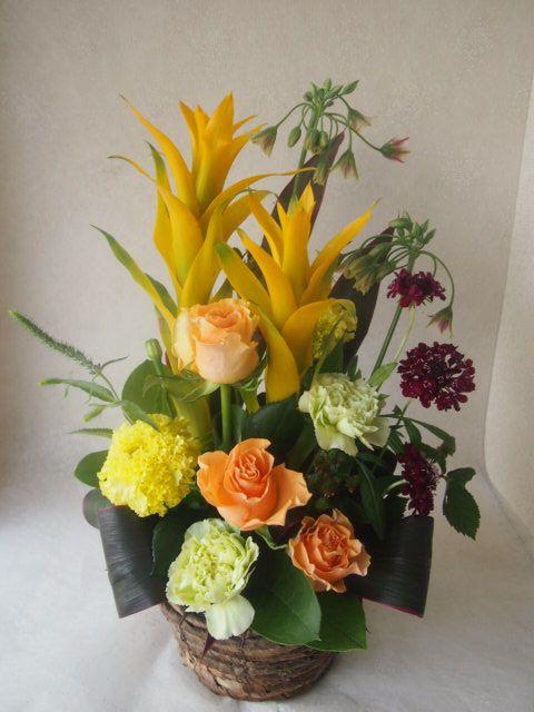 花ギフト|フラワーギフト|誕生日 花|カノシェ話題|スタンド花|ウエディングブーケ|花束|花屋|48322