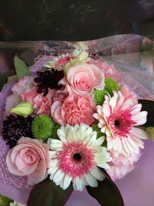 花ギフト|フラワーギフト|誕生日 花|カノシェ話題|スタンド花|ウエディングブーケ|花束|花屋|IMG_5097