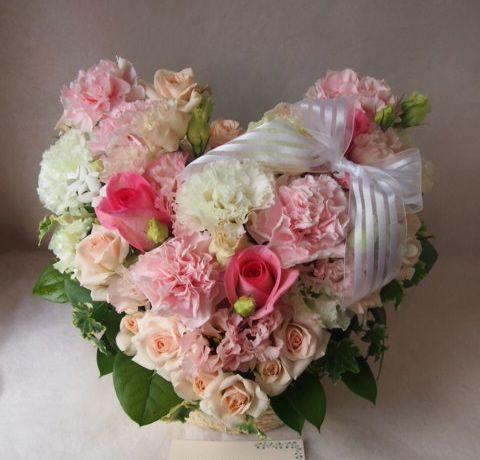 花ギフト|フラワーギフト|誕生日 花|カノシェ話題|スタンド花|ウエディングブーケ|花束|花屋|40672