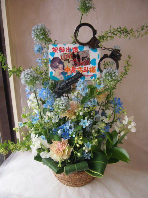 花ギフト|フラワーギフト|誕生日 花|カノシェ話題|スタンド花|ウエディングブーケ|花束|花屋|47053