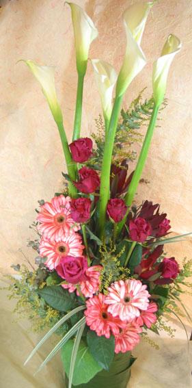 花ギフト フラワーギフト 誕生日 花 カノシェ話題 スタンド花 ウエディングブーケ 花束 花屋 きしんさん