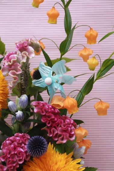 花ギフト|フラワーギフト|誕生日 花|カノシェ話題|スタンド花|ウエディングブーケ|花束|花屋|IMG_3993