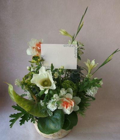 花ギフト|フラワーギフト|誕生日 花|カノシェ話題|スタンド花|ウエディングブーケ|花束|花屋|38295