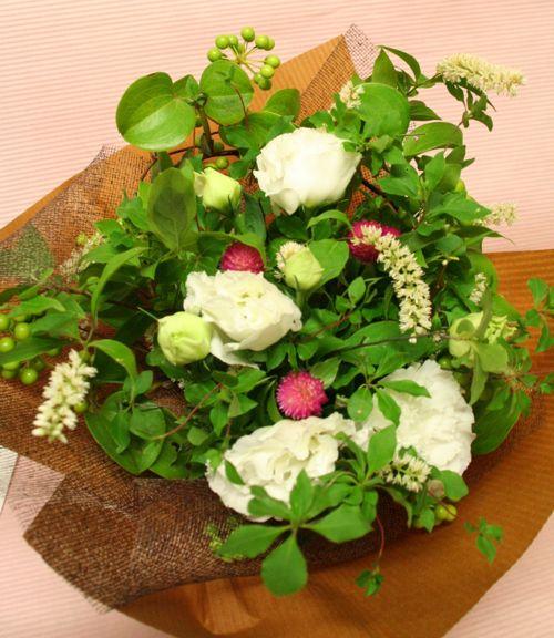 花ギフト|フラワーギフト|誕生日 花|カノシェ話題|スタンド花|ウエディングブーケ|花束|花屋|IMG_0517