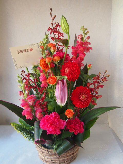 花ギフト|フラワーギフト|誕生日 花|カノシェ話題|スタンド花|ウエディングブーケ|花束|花屋|52264-2