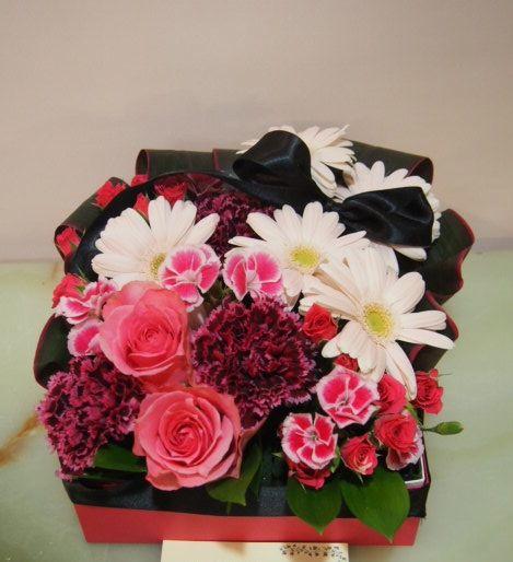 花ギフト|フラワーギフト|誕生日 花|カノシェ話題|スタンド花|ウエディングブーケ|花束|花屋|53913