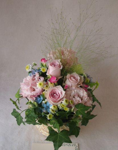 花ギフト|フラワーギフト|誕生日 花|カノシェ話題|スタンド花|ウエディングブーケ|花束|花屋|41766