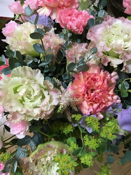 花ギフト|フラワーギフト|誕生日 花|カノシェ話題|スタンド花|ウエディングブーケ|花束|花屋|IMG_1012