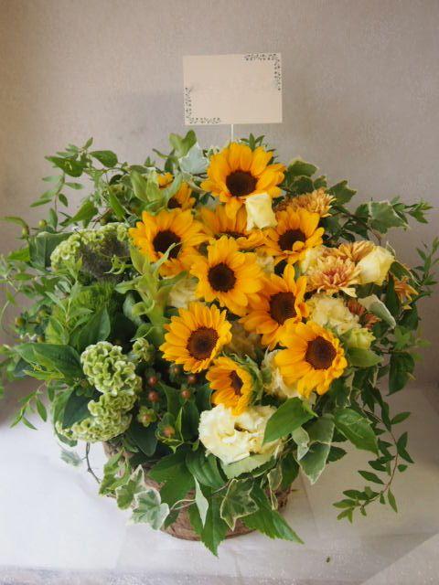 花ギフト|フラワーギフト|誕生日 花|カノシェ話題|スタンド花|ウエディングブーケ|花束|花屋|49856
