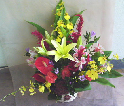 花ギフト|フラワーギフト|誕生日 花|カノシェ話題|スタンド花|ウエディングブーケ|花束|花屋|chika-yuri