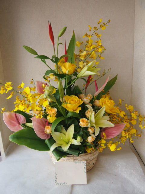 花ギフト|フラワーギフト|誕生日 花|カノシェ話題|スタンド花|ウエディングブーケ|花束|花屋|49664