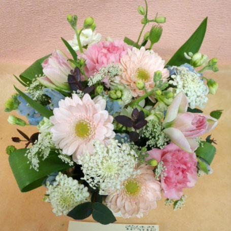 花ギフト|フラワーギフト|誕生日 花|カノシェ話題|スタンド花|ウエディングブーケ|花束|花屋|pb misaki