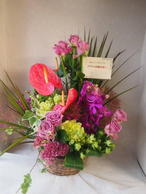 花ギフト|フラワーギフト|誕生日 花|カノシェ話題|スタンド花|ウエディングブーケ|花束|花屋|49139
