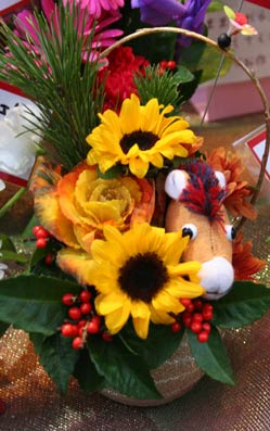 花ギフト|フラワーギフト|誕生日 花|カノシェ話題|スタンド花|ウエディングブーケ|花束|花屋|IMG_5719