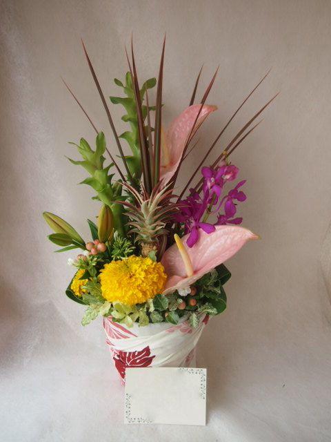 花ギフト|フラワーギフト|誕生日 花|カノシェ話題|スタンド花|ウエディングブーケ|花束|花屋|41708