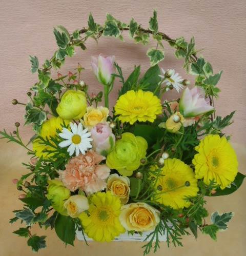 花ギフト|フラワーギフト|誕生日 花|カノシェ話題|スタンド花|ウエディングブーケ|花束|花屋|みさき4