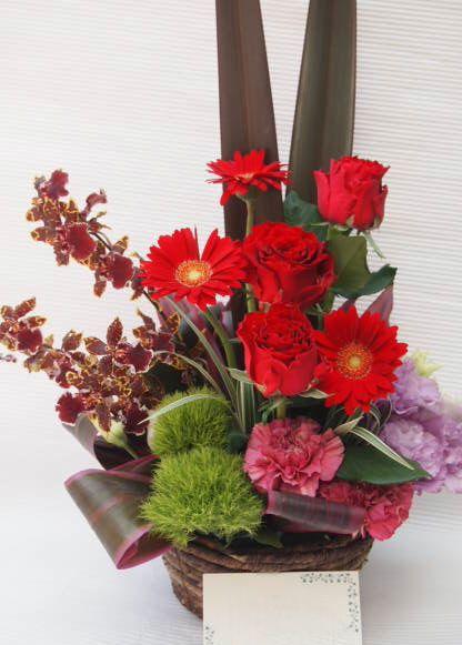 花ギフト|フラワーギフト|誕生日 花|カノシェ話題|スタンド花|ウエディングブーケ|花束|花屋|48749