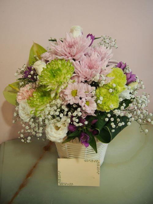 花ギフト|フラワーギフト|誕生日 花|カノシェ話題|スタンド花|ウエディングブーケ|花束|花屋|57952