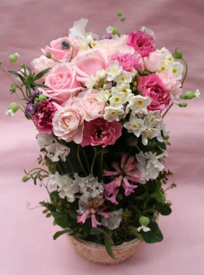 花ギフト|フラワーギフト|誕生日 花|カノシェ話題|スタンド花|ウエディングブーケ|花束|花屋|IMG_1282