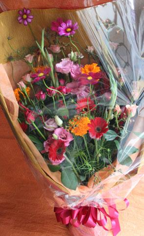 花ギフト|フラワーギフト|誕生日 花|カノシェ話題|スタンド花|ウエディングブーケ|花束|花屋|koji1