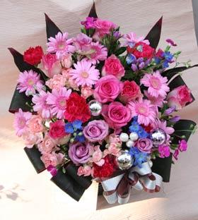 花ギフト|フラワーギフト|誕生日 花|カノシェ話題|スタンド花|ウエディングブーケ|花束|花屋|vivid