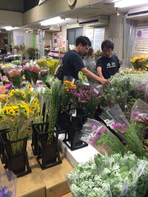 花ギフト|フラワーギフト|誕生日 花|カノシェ話題|スタンド花|ウエディングブーケ|花束|花屋|IMG_8882