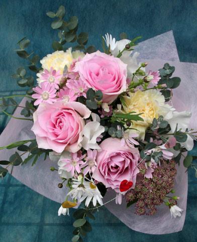 花ギフト|フラワーギフト|誕生日 花|カノシェ話題|スタンド花|ウエディングブーケ|花束|花屋|2015_w_b