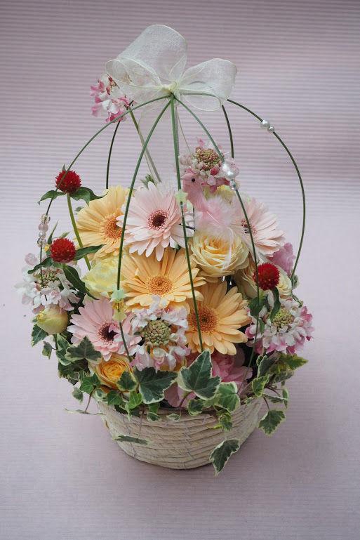 花ギフト|フラワーギフト|誕生日 花|カノシェ話題|スタンド花|ウエディングブーケ|花束|花屋|cute_a_n1