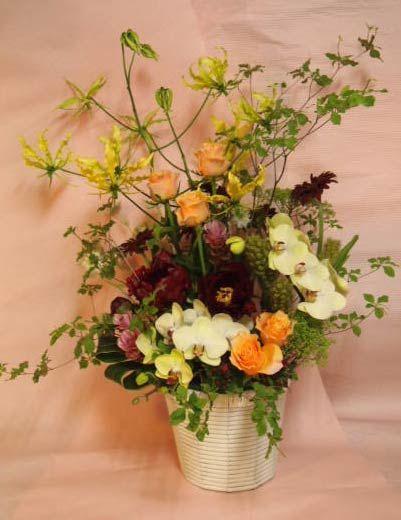 花ギフト|フラワーギフト|誕生日 花|カノシェ話題|スタンド花|ウエディングブーケ|花束|花屋|40894