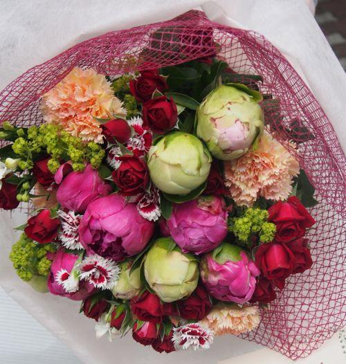 花ギフト|フラワーギフト|誕生日 花|カノシェ話題|スタンド花|ウエディングブーケ|花束|花屋|56126