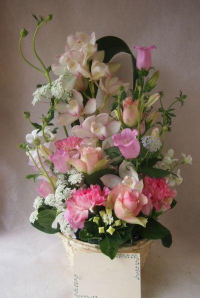 花ギフト|フラワーギフト|誕生日 花|カノシェ話題|スタンド花|ウエディングブーケ|花束|花屋|47058