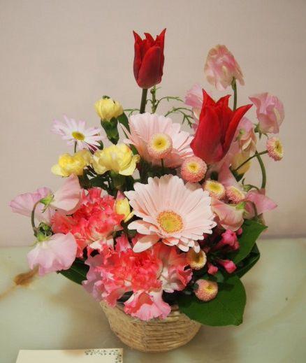 花ギフト|フラワーギフト|誕生日 花|カノシェ話題|スタンド花|ウエディングブーケ|花束|花屋|54078(1)