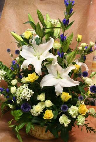 花ギフト|フラワーギフト|誕生日 花|カノシェ話題|スタンド花|ウエディングブーケ|花束|花屋|siro