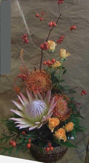 花ギフト|フラワーギフト|誕生日 花|カノシェ話題|スタンド花|ウエディングブーケ|花束|花屋|プロテア