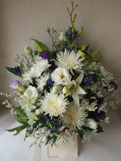 花ギフト|フラワーギフト|誕生日 花|カノシェ話題|スタンド花|ウエディングブーケ|花束|花屋|49805