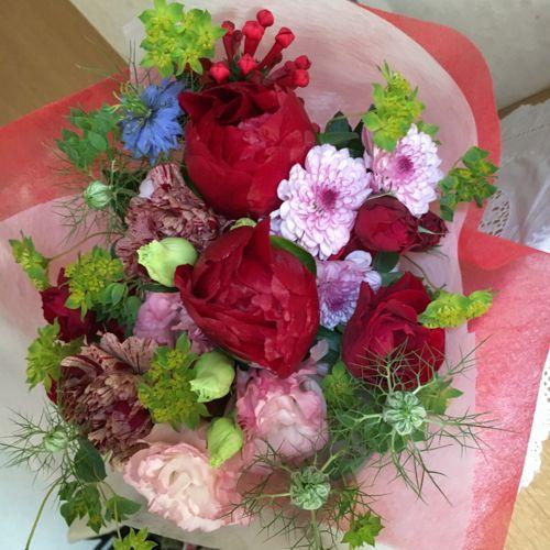 花ギフト|フラワーギフト|誕生日 花|カノシェ話題|スタンド花|ウエディングブーケ|花束|花屋|IMG_1068