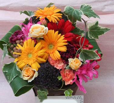 花ギフト|フラワーギフト|誕生日 花|カノシェ話題|スタンド花|ウエディングブーケ|花束|花屋|かよこ CUTE2